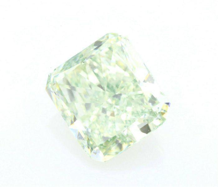 Real 128ct Natural Loose Fancy Light Yellow Green Color Diamond GIA Radiant 254325728685 2 700x602 - Real 1.28ct Natural Loose Fancy Light Yellow Green Color Diamond GIA Radiant