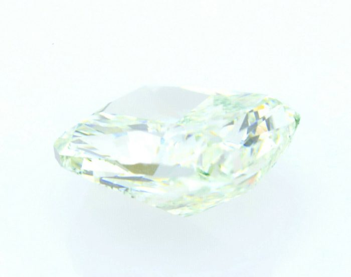 Real 128ct Natural Loose Fancy Light Yellow Green Color Diamond GIA Radiant 254325728685 3 700x552 - Real 1.28ct Natural Loose Fancy Light Yellow Green Color Diamond GIA Radiant
