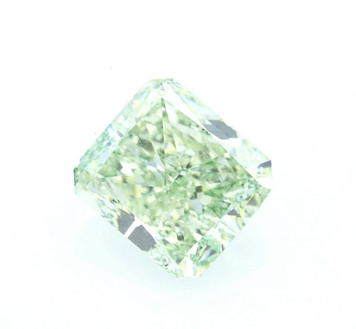 Real 128ct Natural Loose Fancy Light Yellow Green Color Diamond GIA Radiant 254325728685 700x647 - Real 1.28ct Natural Loose Fancy Light Yellow Green Color Diamond GIA Radiant