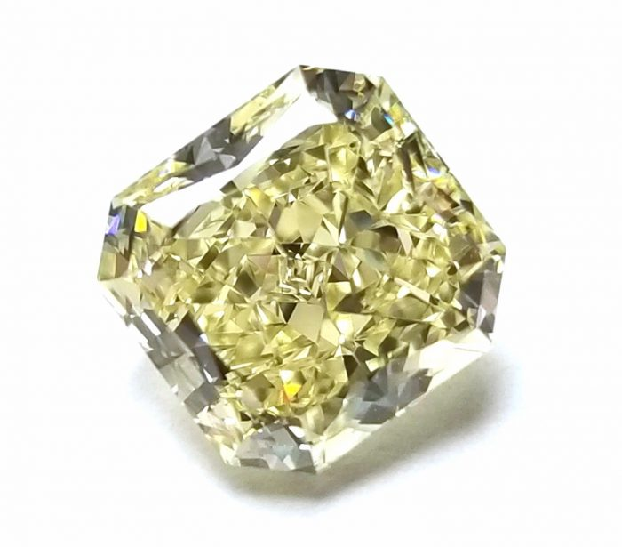 Real 311ct IF Natural Loose Light Yellow Color Diamond GIA Radiant Flawless 264014745075 2 700x615 - Real 3.11ct IF Natural Loose Light Yellow Color Diamond GIA Radiant Flawless