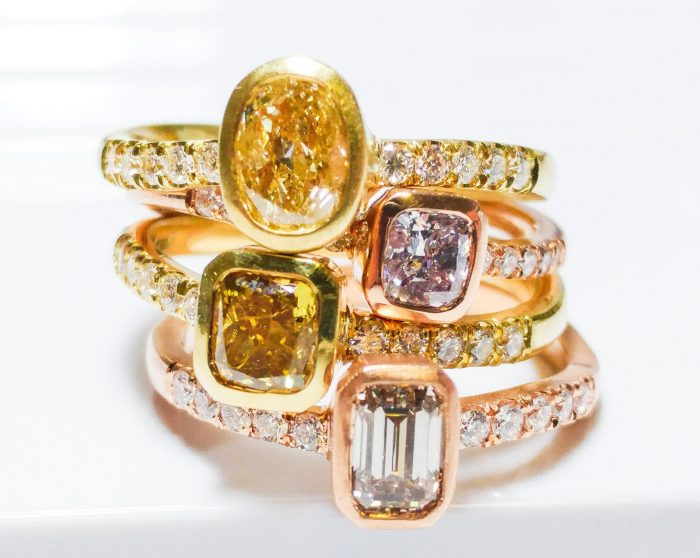 040ct Natural Fancy Light Pink Diamond Engagement Ring F VS1 18K VS2 Rose Gold 253693729976 3 700x558 - 0.40ct Natural Fancy Light Pink Diamond Engagement Ring F VS1 18K VS2 Rose Gold