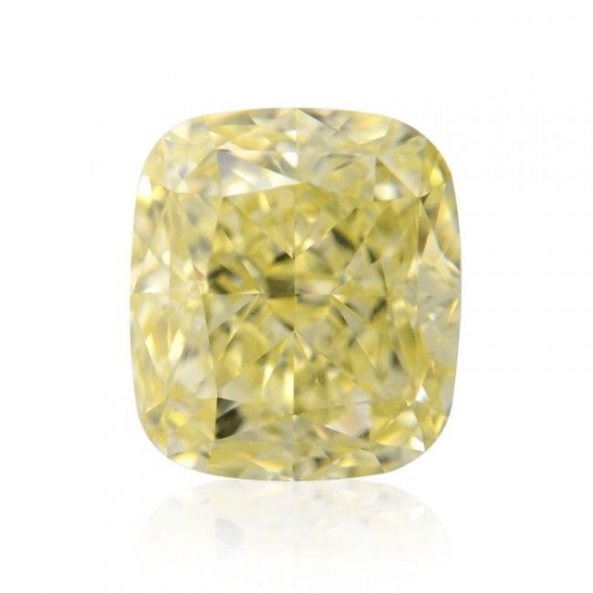 Yellow Diamond 382ct Natural Loose Fancy Light Yellow Canary GIA IF Flwaless 264142941506 - Yellow Diamond – 3.82ct Natural Loose Fancy Light Yellow Canary GIA IF Flwaless