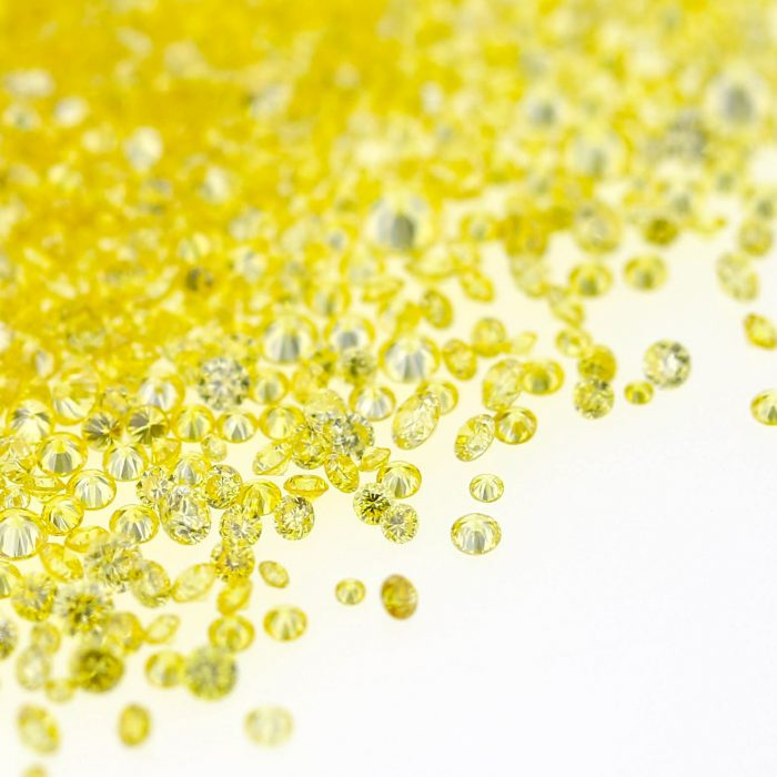 Natural Fancy Intense Yellow 001 ct to 008 ct Round cut Diamonds Parcel Melles 253713655507 700x700 - Natural Fancy Intense Yellow 0.01 ct to 0.08 ct Round cut Diamonds Parcel Melles