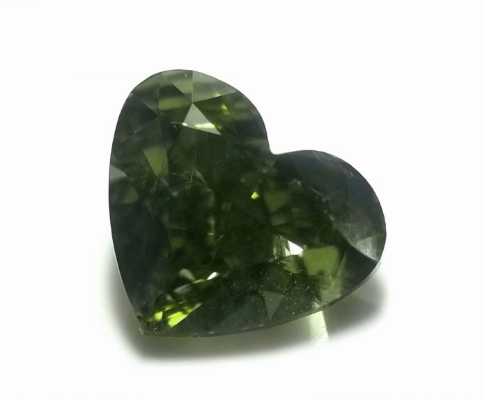 Chameleon 101ct Natural Loose Fancy Best Green Color Heart Diamond GIA SI2 264141538018 5 700x578 - Chameleon 1.01ct Natural Loose Fancy Best Green Color Heart Diamond GIA SI2