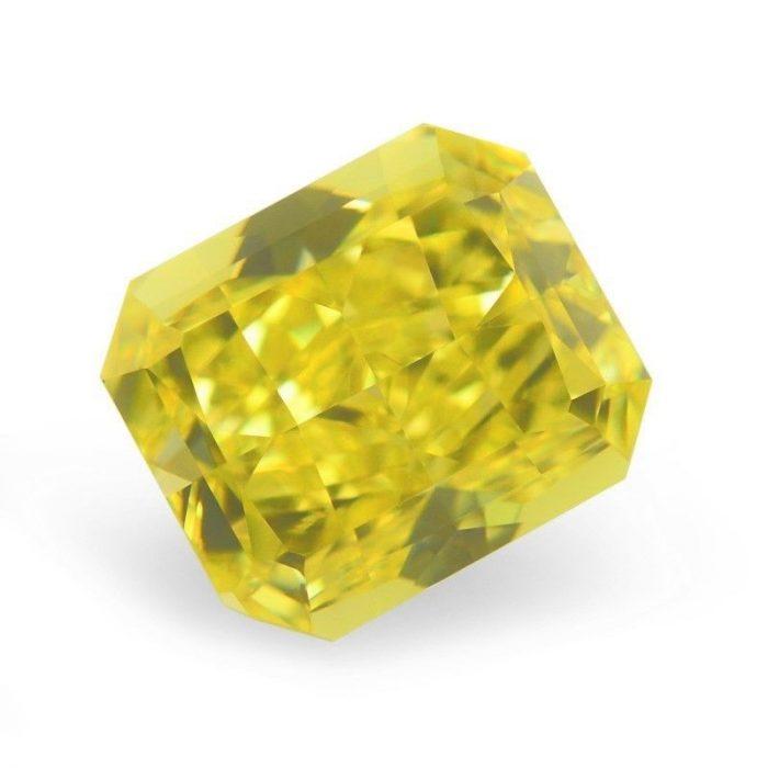 Yellow Diamond 153ct Natural Loose Fancy Vivid Yellow Canary GIA VS1 Radiant 264142829108 700x700 - Yellow Diamond – 1.53ct Natural Loose Fancy Vivid Yellow Canary GIA VS1 Radiant