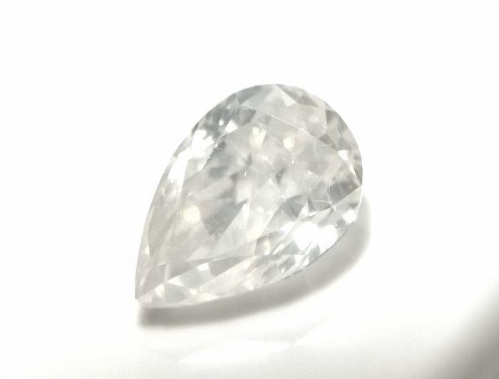 103ct White Diamond Natural Loose Fancy White Color Pear SI2 NIce Tone 264011895849 700x532 - 1.03ct White Diamond - Natural Loose Fancy White Color Pear SI2 NIce Tone
