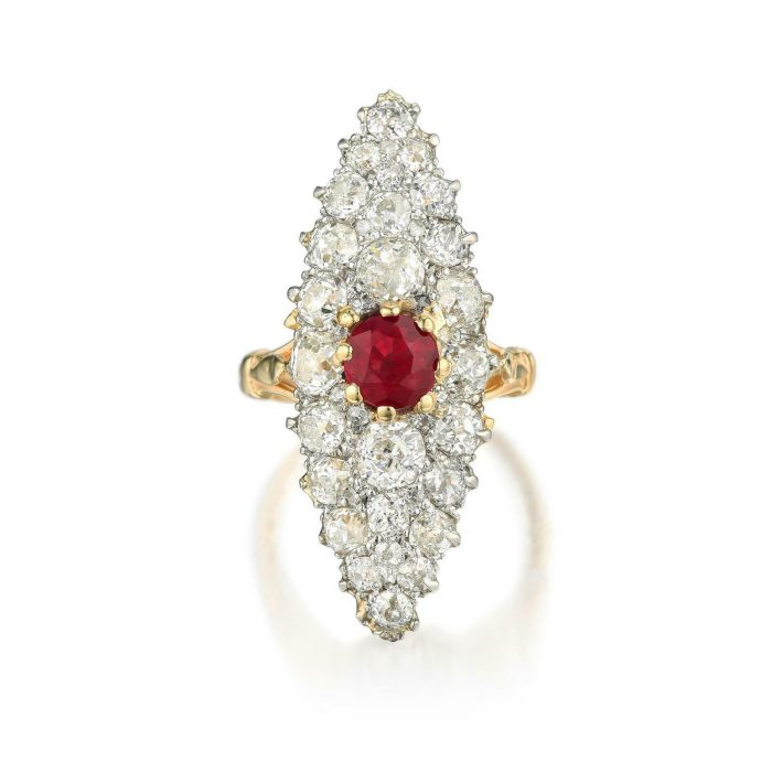 400ct GIA Burma Antique EF Natural Unheated Red Ruby Old Diamonds Ring 18K 264479806239 700x700 - 4.00ct GIA Burma Antique EF Natural Unheated Red Ruby & Old Diamonds Ring 18K