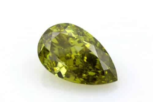 Chameleon Diamond 251ct Natural Loose Fancy Green Yellow Color Pear GIA SI2 264456007109 500x333 - Chameleon Diamond 2.51ct Natural Loose Fancy Green Yellow Color Pear GIA SI2
