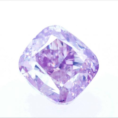 natural purple diamond